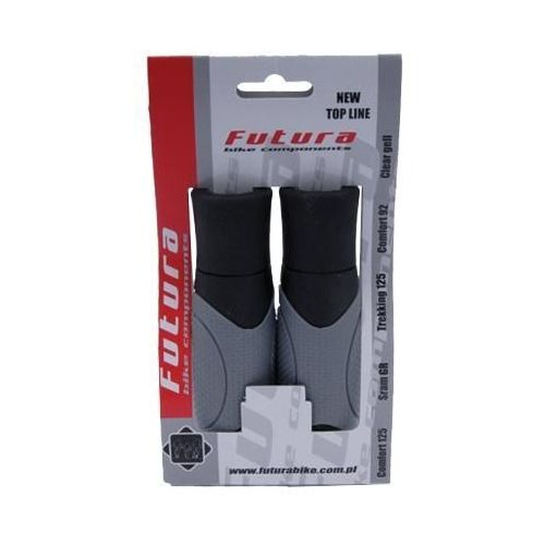 Oferta Chwyty kierownicy FUTURA Trekking 125 mm kraton-gel [15e36f20c505032e]
