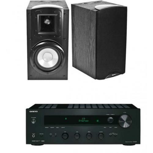 Artykuł ONKYO TX-8030 + KLIPSCH B20 z kategorii zestawy hi-fi