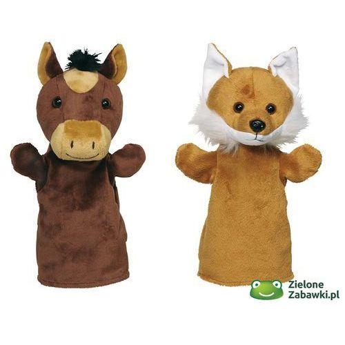 Oferta Pacynka koń, lis, szop lub miś, goki (pacynka, kukiełka)