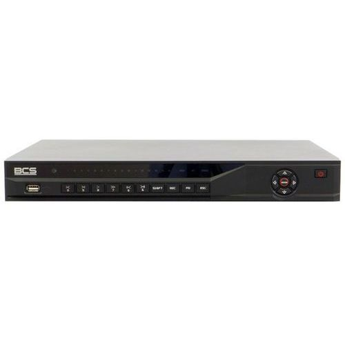BCS-NVR16025M Rejestrator sieciowy 16 kanałów, 2 HDD SATA, USB, VGA, HDMI, PTZ, Bitrate 160/160