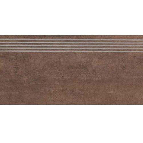 Oferta TANDORI BROWN STOPNICA NACINANA PÓŁPOLER 59.8x29.8 (glazura i terakota)