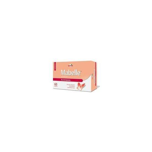 [tabletki] Mabelle 60 tabletek Kurier: 13.75, odbiór osobisty: GRATIS!