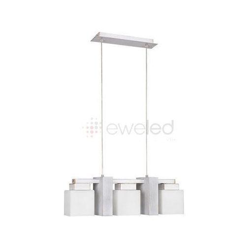 GIRIO lampa wisząca 3 x 60W E27 BIAŁA - sprawdź w EWELED.pl