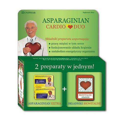 Asparaginian Cardio Duo tabl.x 50, postać leku: tabletki