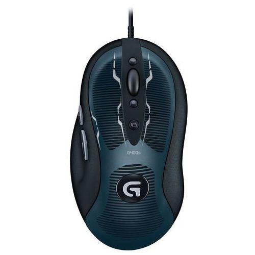 Logitech  G400 z kat. myszy, trackballe i wskaźniki