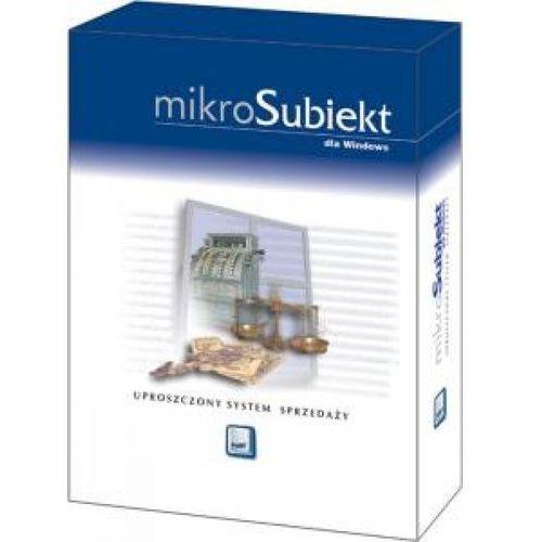 Oferta INSERT MIKROSUBIEKT DLA WINDOWS (oprogramowanie)