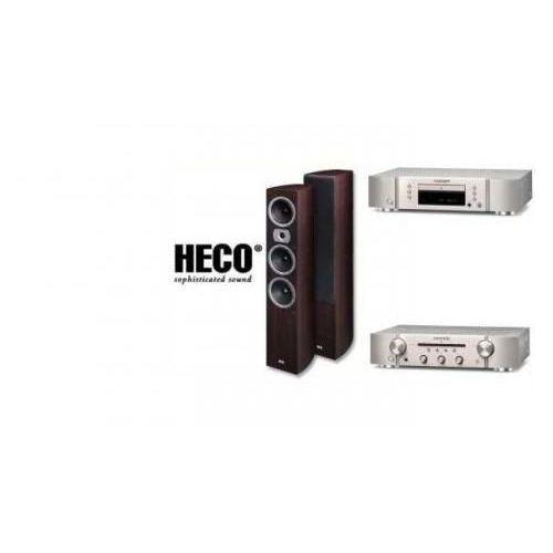 MARANTZ PM5005 S + CD5005 S + HECO 702 - Tanie Raty za 1%