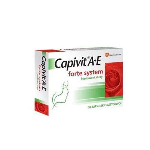 Capivit A+E Forte System 30 kaps., postać leku: kapsułki