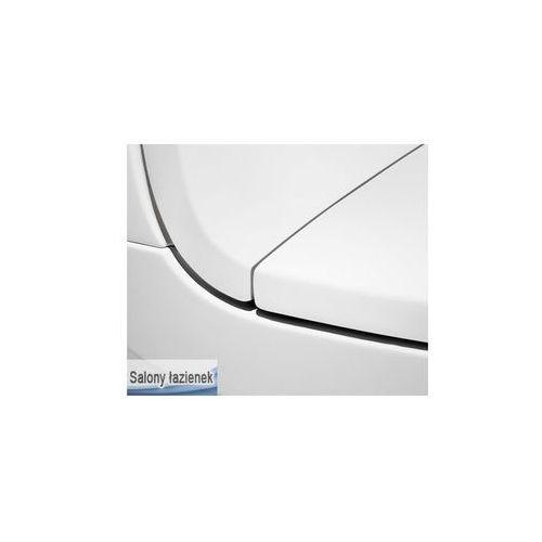 Produkt z kategorii- pozostałe artykuły hydrauliczne - Oparcie WC - lakierowane białe Khroma Roca (A80165A0