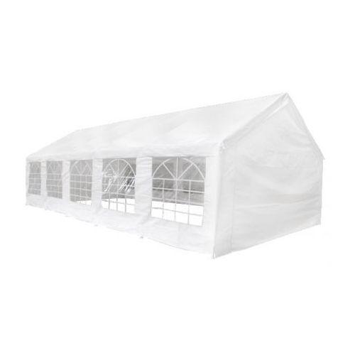 Namiot imprezowy, biały (10 x 5 m)., produkt marki vidaXL