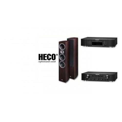 Artykuł MARANTZ PM5005 + CD5005 + HECO 702 z kategorii zestawy hi-fi