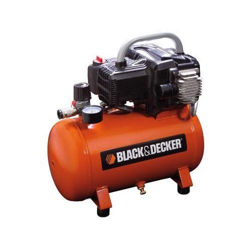 Kompresor elektryczny bezolejowy 12L 8 bar 1, 5KM NKBN304BND009 Black&Decker, kup u jednego z partnerów