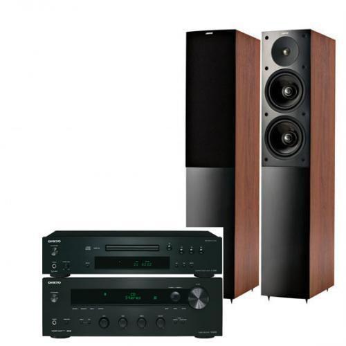 Artykuł ONKYO TX-8030 + C-7030 + JAMO S506 z kategorii zestawy hi-fi