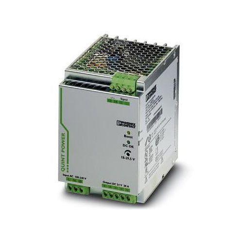 Zasilacz na szynę DIN Phoenix Contact QUINT-PS/ 1AC/24DC/20/CO 2320898, 24 V/DC 20 A z kategorii Transformato