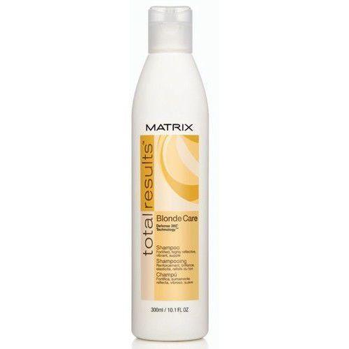 MATRIX Total Results Blonde Care Conditioner - odżywka do blond włosów 250ml - 250ml - produkt z kategorii- odżywki do włosów