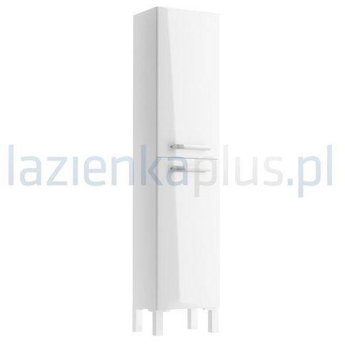 Słupek biały Cersanit Melar S614-004 - produkt z kategorii- regały łazienkowe