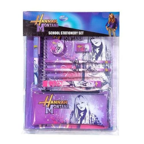 Oferta Hannah Montana Zestaw papierniczy z segregatorem [35cbe30b41225448]