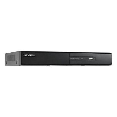 Rejestrator hybrydowy 4 x video + 4 x ip,  wyprodukowany przez Hikvision