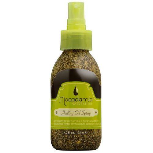 Macadamia Healing Oil Spray - Naturalny olejek w sprayu 125ml - produkt z kategorii- odżywki do włosów