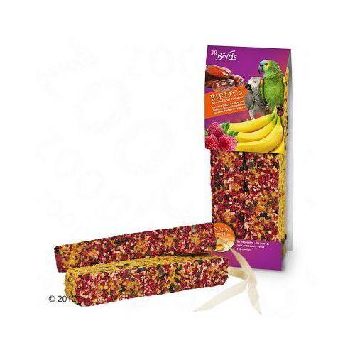 JR Birdy's dla papug - 2 sztuki banany i daktyle, JR Birds