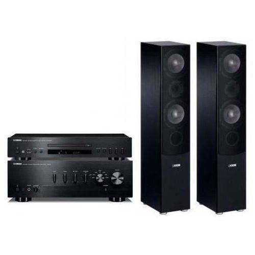 Artykuł YAMAHA A-S300 + CD-S300 + CANTON GLE470.2 z kategorii zestawy hi-fi