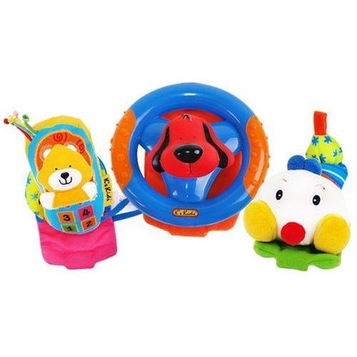 Zabawka KS KIDS Wesołe trio - Sam - produkt dostępny w Media Expert