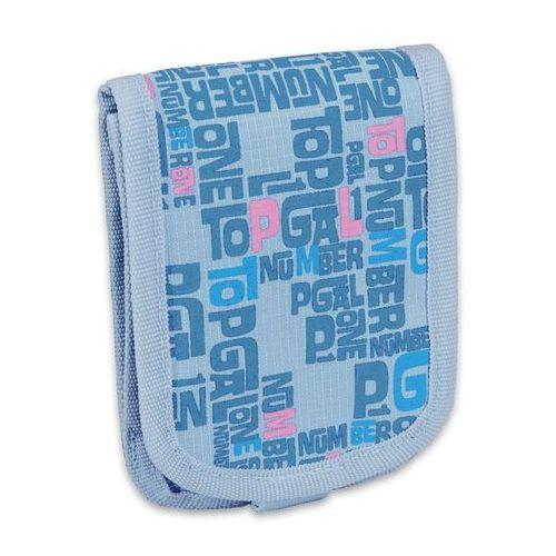Etui na szyję Topgal CHI 645 D - Blue - oferta [0512e40a810254cc]