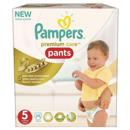 Pampers Premium Care Pieluchomajtki, Rozmiar 5, Junior, 40 szt., kup u jednego z partnerów