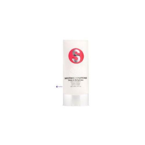 Tigi S Factor Smoothing Conditioner (W) odżywka do włosów 200ml + próbka perfum gratis do zamówienia - produkt z kategorii- odżywki do włosów