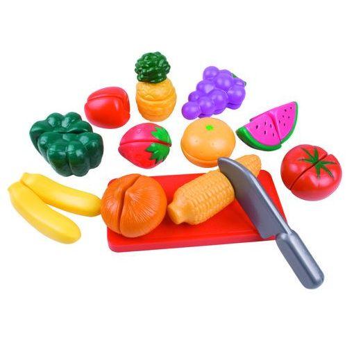 Teddies Cięcie owoców i warzyw w plastikowym pudełku oferta ze sklepu Mall.pl