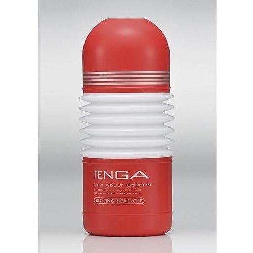 Masturbator TENGA - Rolling Head Cup - oferta [05a1672545d516f8]