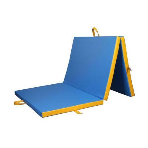 Produkt MATERAC REHABILITACYJNY SKŁADANY TRZYCZĘŚCIOWY 195 x 85 x 5 cm