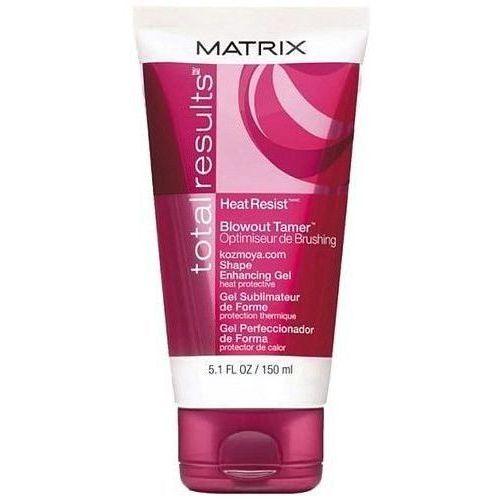 Matrix Total Results Heat Resist Blowout Tamer Gel 150ml W Odżywka do włosów - produkt z kategorii- odżywki do włosów