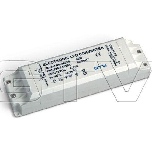 Oferta ZASILACZ DO LED 12V DC 50W z kat.: oświetlenie