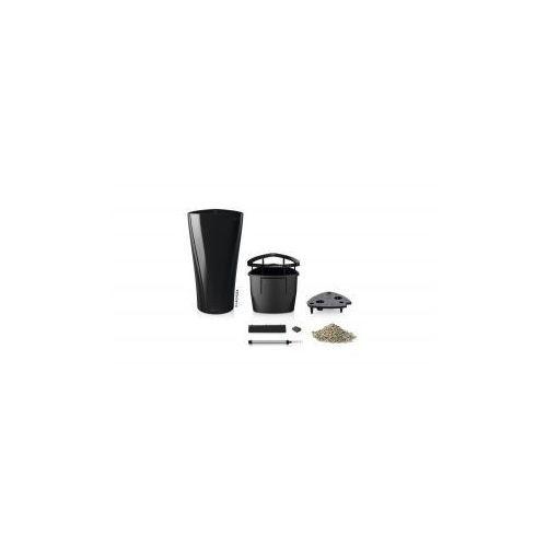 Produkt Donica -  - Delta 30 - czarna połysk, marki Lechuza