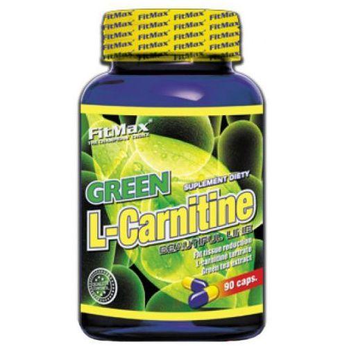 green l-carnitine - 90 kaps. wyprodukowany przez Fitmax