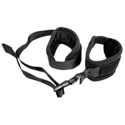 Kajdanki regulowane - S&M Adjustable Handcuffs - oferta [05bd4f77a7a514e9]