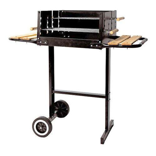 Grill kwadratowy z dwoma rusztami 46x46x73cm. DARMOWA DOSTAWA OD 200 ZŁ. NATYCHMIASTOWA WYSYŁKA., produkt marki Dr Grill