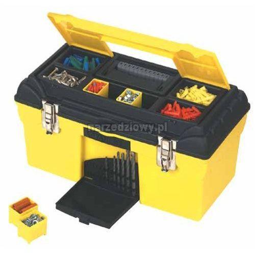 Towar z kategorii: skrzynki i walizki narzędziowe - STANLEY Skrzynka narzędziowa CONDOR 19`` 10 urodziny Nar