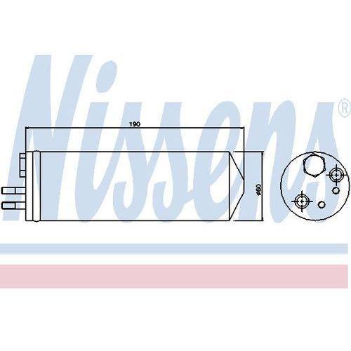 Towar z kategorii: osuszacze powietrza - Osuszacz, klimatyzacja NISSENS 95148