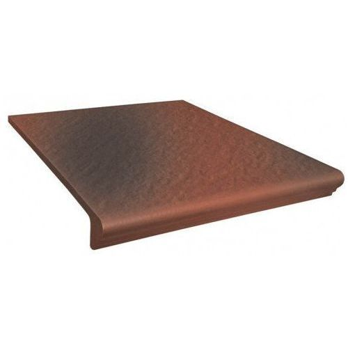 Oferta Shadow Red Stopnica Prosta z Kapinosem 3D 30x33 (glazura i terakota)