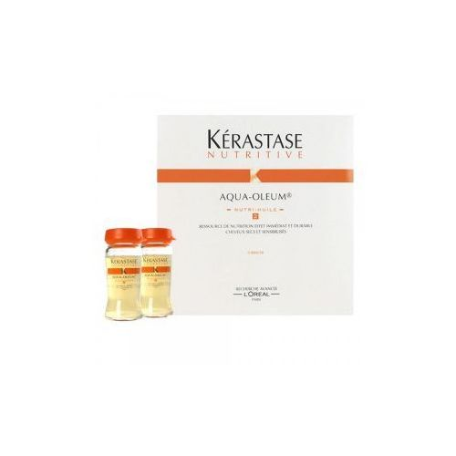 Produkt z kategorii- pozostałe kosmetyki do włosów - Kerastase Aqua Oleum - 4*12 ml