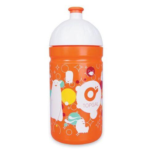 Butelka Topgal TOP 139 J - Orange - oferta [05b7217a270194ae]