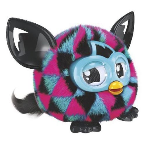 Furby FURBLINGS różowo - niebiesko - czarny - produkt dostępny w Mall.pl