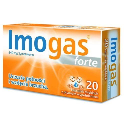 Oferta Imogas Forte x 20 kaps.