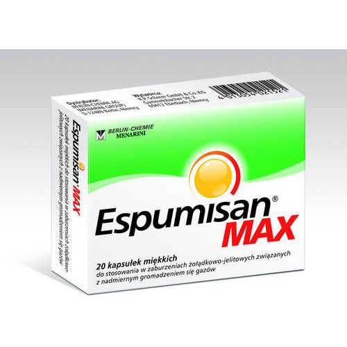 Oferta Espumisan max x 20 kaps