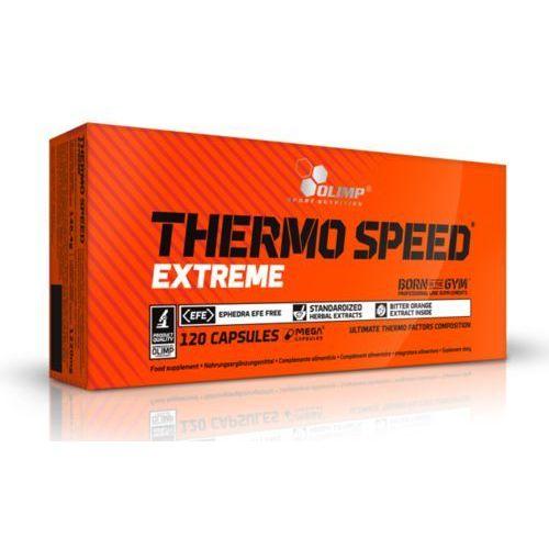 thermo speed extreme mega caps 120 kaps. wyprodukowany przez Olimp