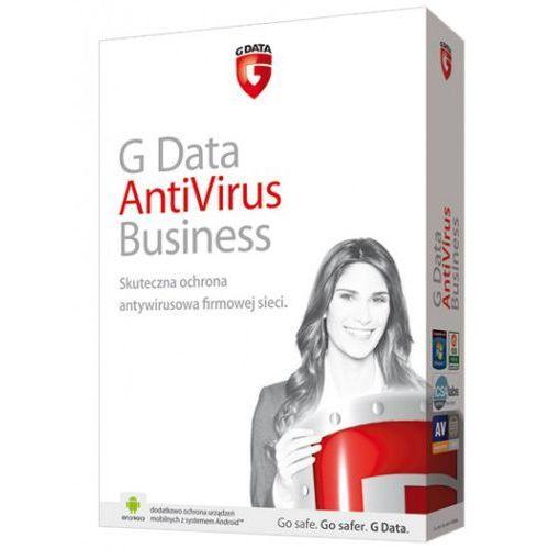 G Data AntiVirus Business KONTYNUACJA (36 mc) - oferta (15a9dc48d3efe2da)