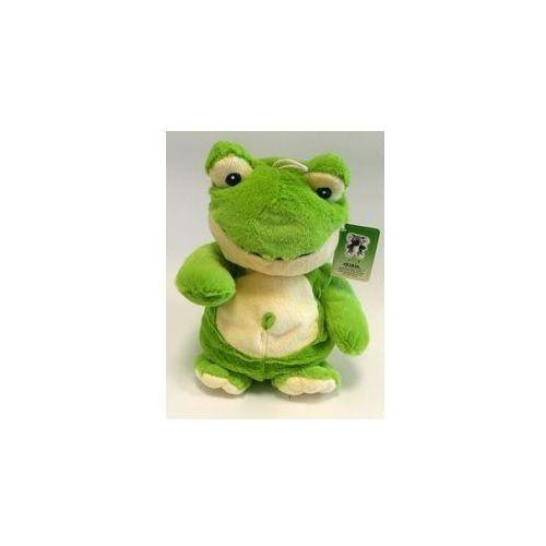 Pacynka Żabka głosem 22cm - Zakupy powyżej 60zł dostarczamy gratis, szczegóły w sklepie (pacynka, kukie�
