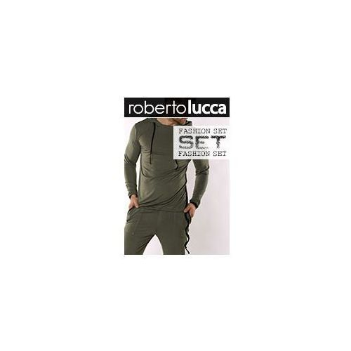 SET Roberto Lucca Bluza & Spodnie domowe 15/22 - produkt z kategorii- spodnie męskie